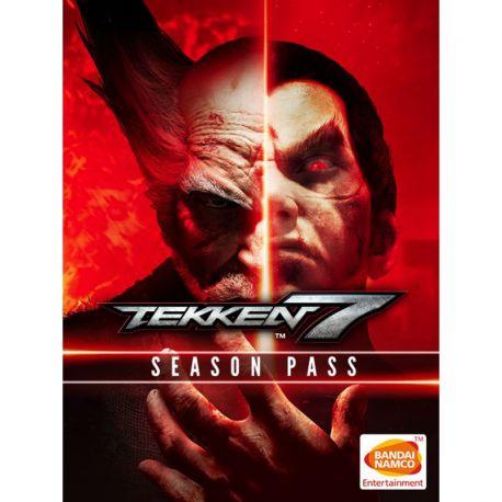tekken-7-season-pass-pc-steam-dlc