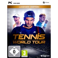 Tennis World Tour Legends Edition - PC - Steam