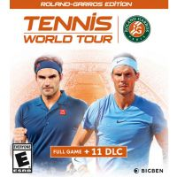 Tennis World Tour Roland Garros Edition - PC - Steam
