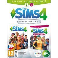 The Sims 4 + The Sims 4 Cesta ke slávě - PC - Origin