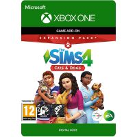 The Sims 4: Psi a kočky - XBOX ONE - DiGITAL