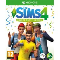 The Sims 4 Deluxe Party Edition - XBOX ONE - DiGITAL