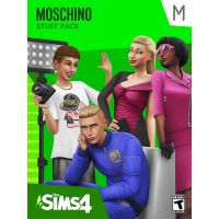 The Sims 4 Moschino - PC - Origin - DLC