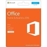 Microsoft Office Mac 2016 pro domácnosti a podnikatele W6F-00999
