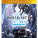 Monster Hunter World: Iceborne Master Edition Deluxe - PC - Steam