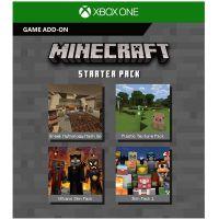 Minecraft Starter Pack - XBOX ONE - DiGITAL