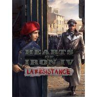 Hearts of Iron IV: La Résistance - PC - Steam - DLC