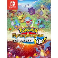 Pokemon Mystery Dungeon: Rescue Team DX - Switch - DiGITAL