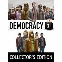 Democracy 3 (Collector's Edition)