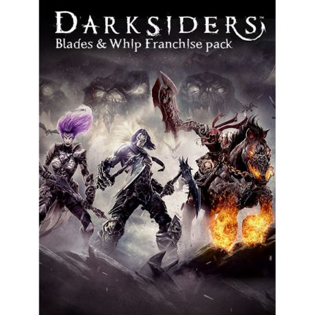 Darksiders Blades & Whip Franchise Pack - PC - Steam
