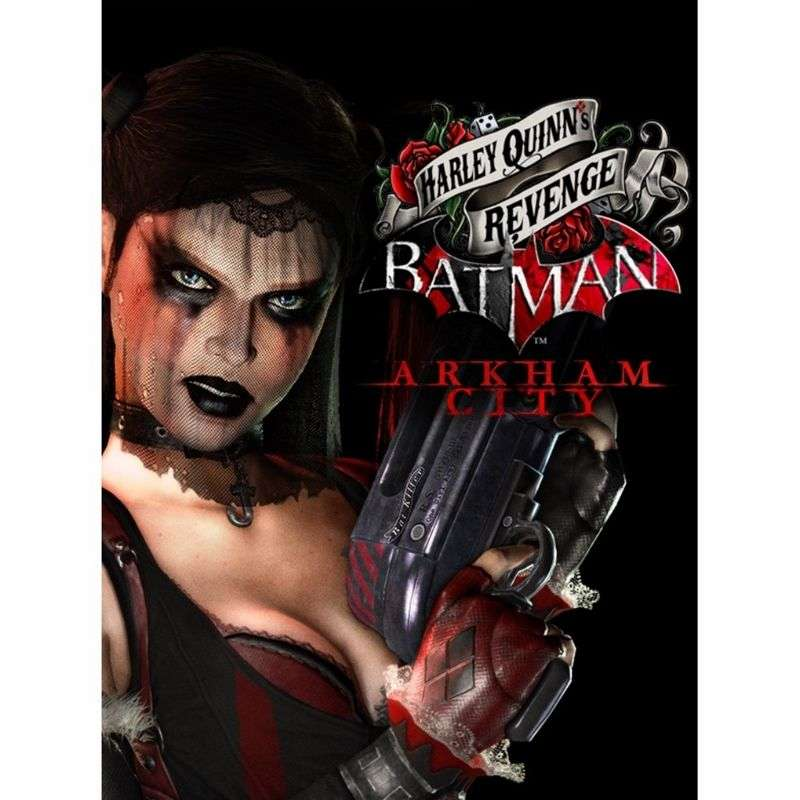 Batman: Arkham Knight vč. Harley Quinn DLC