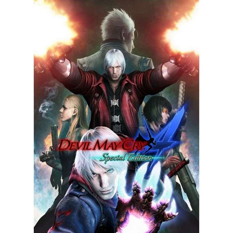 Devil May Cry 4 (Special Edition)