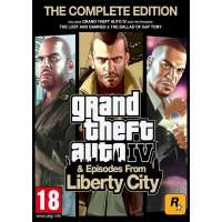Grand Theft Auto IV GTA (Complete Edition) - PC - Steam