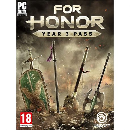 for-honor-year-3-pass-pc-uplay-dlc
