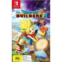 Dragon Quest Builders 2 - Switch - DiGITAL