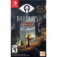 Little Nightmares Complete Edition - Switch - DiGITAL