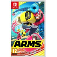 Arms - Switch - DiGITAL