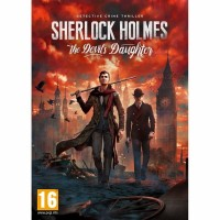Sherlock Holmes: The Devil's Daughter - PC - Steam