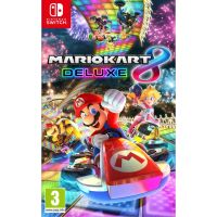 Mario Kart 8 Deluxe - Switch - DiGITAL