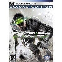 Tom Clancys Splinter Cell Blacklist (Deluxe) Edition - PC - Uplay