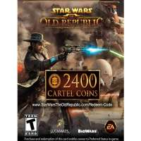 Star Wars: The Old Republic (SWTOR) 2400 Cartel Points - PC
