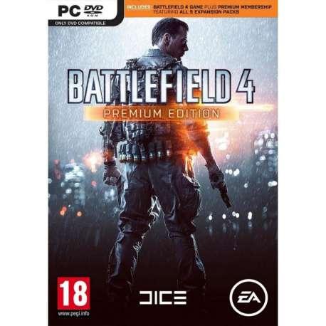 Hra na PC - Battlefield 4 Premium Edition
