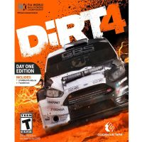 Hra na PC - DiRT 4