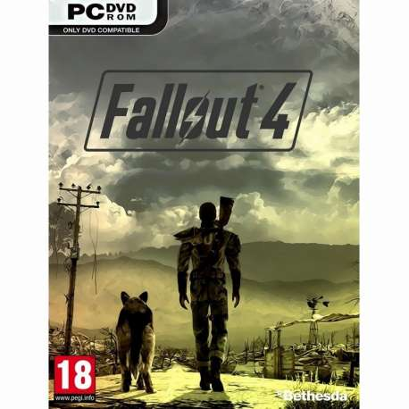 Hra na PC - Fallout 4
