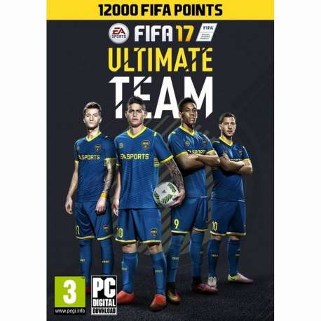 FIFA 17 - 12000 FUT Points PC