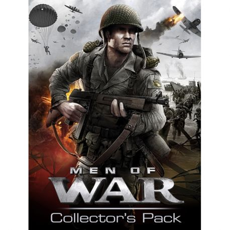 men-of-war-collectors-pack-pc-steam-strategie-hra-na-pc