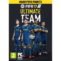 FIFA 17 - 4600 FUT Points - PC - Origin