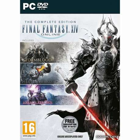 Final Fantasy XIV: All in One Bundle