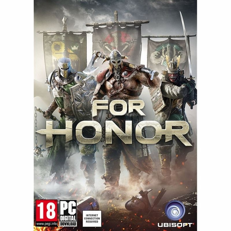 Hra na PC - For Honor PC - Uplay