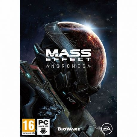Hra na PC - Mass Effect 4