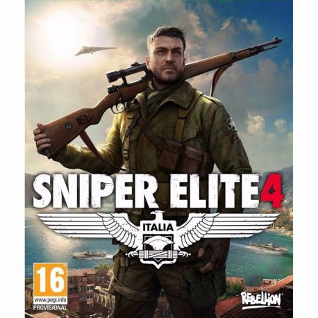 Sniper Elite 4 pc - steam
