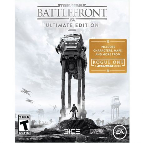 Hra na PC - Star Wars: Battlefront (Ultimate Edition)