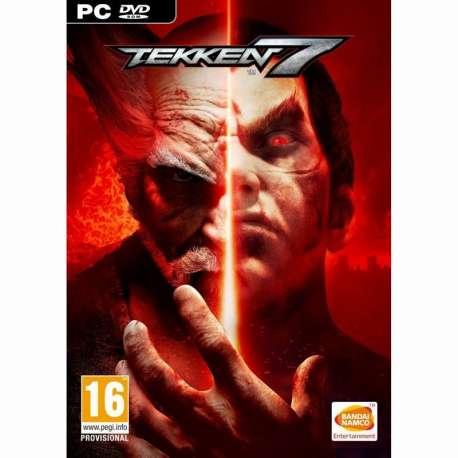 Hra na PC - Tekken 7