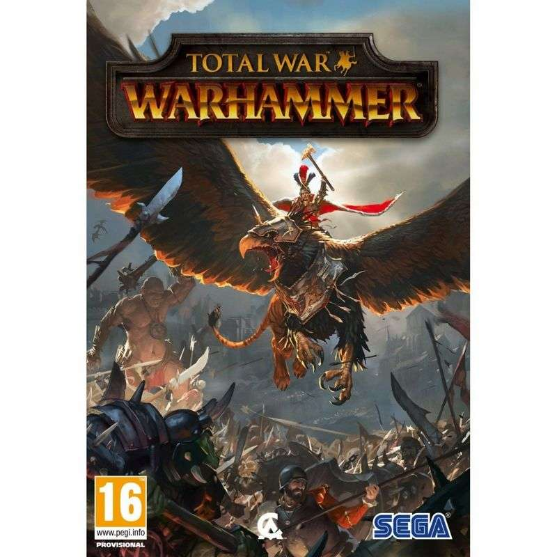 Hra na PC - Total War: Warhammer