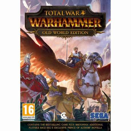 Hra na PC - Total War: Warhammer (Old World Edition)