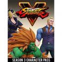Street Fighter V - Season 3 Character Pass - PC - Steam - DLC