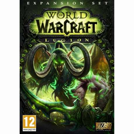 Hra na PC - World of Warcraft: Legion