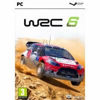 Hra na PC - WRC 6