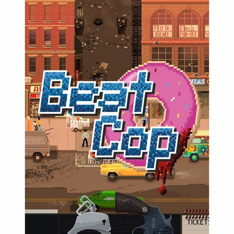 Beat Cop - Hra na PC