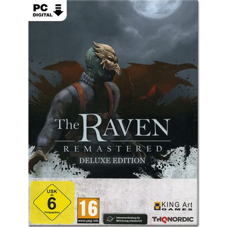 the-raven-remastered-deluxe-edition-pc-steam-adventura-hra-na-pc