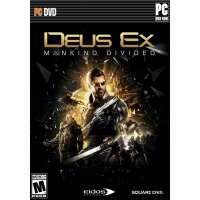 Hra na PC - Deus Ex: Mankind Divided