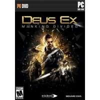 Hra na PC - Deus Ex: Mankind Divided