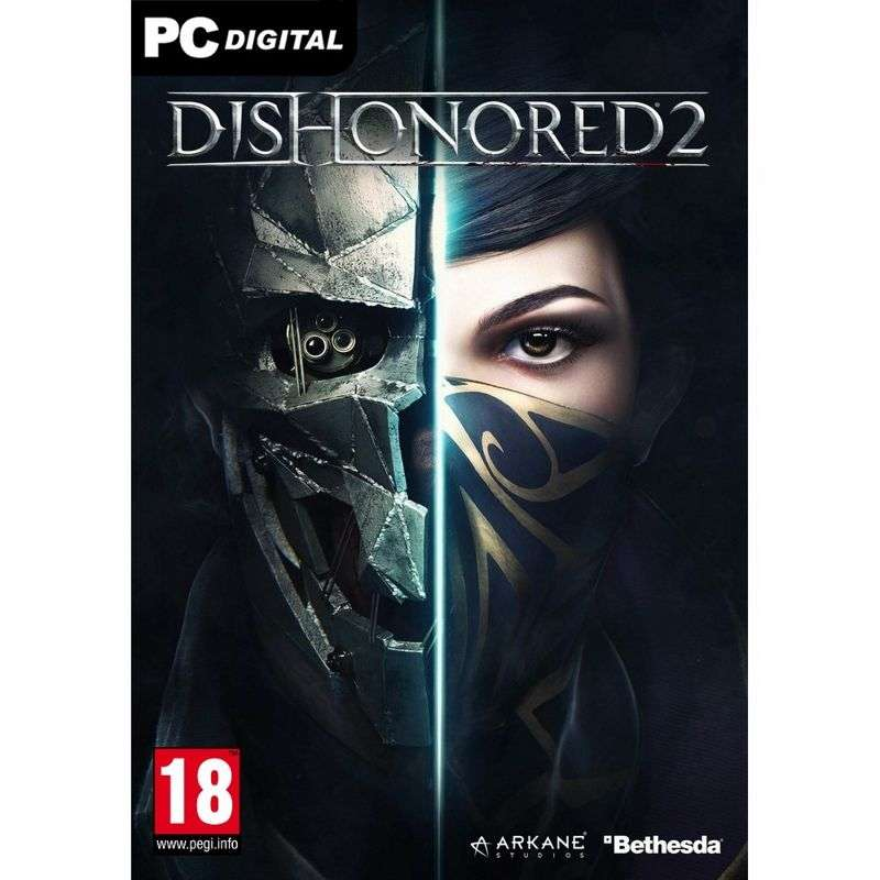 Hra na PC - Dishonored 2