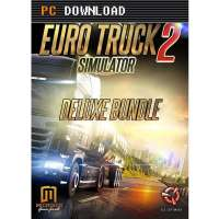 Euro Truck Simulator 2 (Deluxe Bundle) - Hra na PC