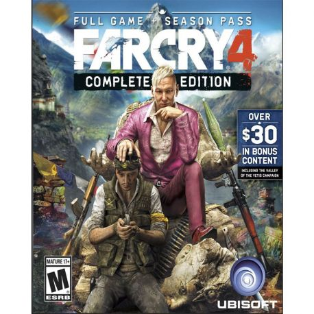 Far Cry 4 (Complete Edition) - Hra na PC