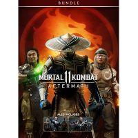 Mortal Kombat 11: Aftermath + Kombat pack bundle - PC - Steam - DLC